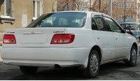 Карина Т210, седан, вид сзади
